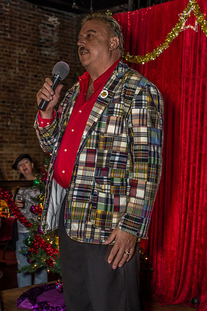 Ybor City Christmas Party 2013