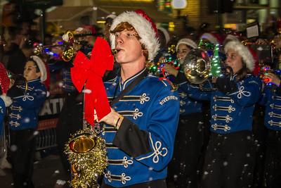 Ybor Christmas Parade 2013