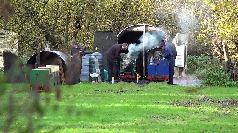 VIDEO of Ernest Henry Upton Sunday Running