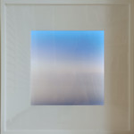 Illuminate - Light Box, Sunset over the Sea
