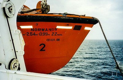 Irish Ferry Lifeboat