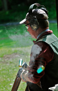 Corporate Photography Royal Berkshire Shooting School.  Purdey charity day.