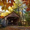 Creamery Covered Bridge, Ashfield, Massachusetts