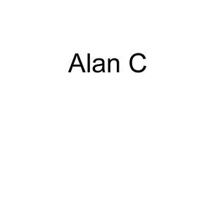 Alan C