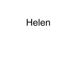 HelenName Tag