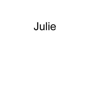 JulieNameTag