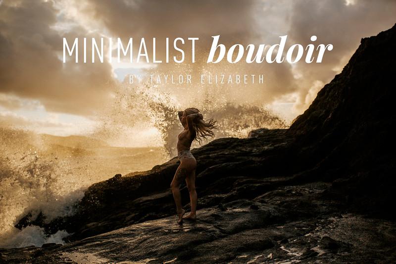 Minimalist boudoir - 2
