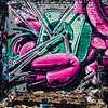 Graffiti Brick Lane London UK