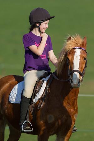 Croome Hunt Pony Club Games Training