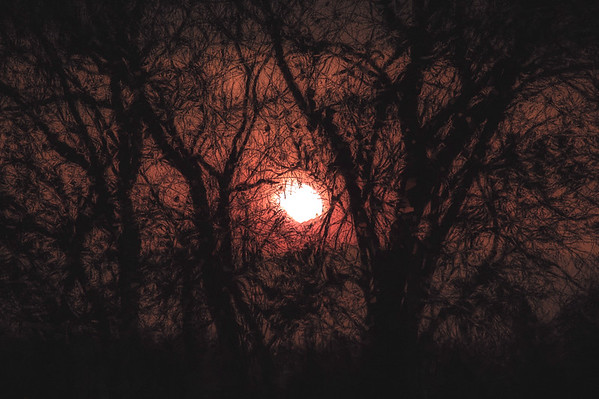 HAUNTING SUNSET