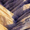 Death Valley canyon erosion iPhone and smartphone wallpaper.