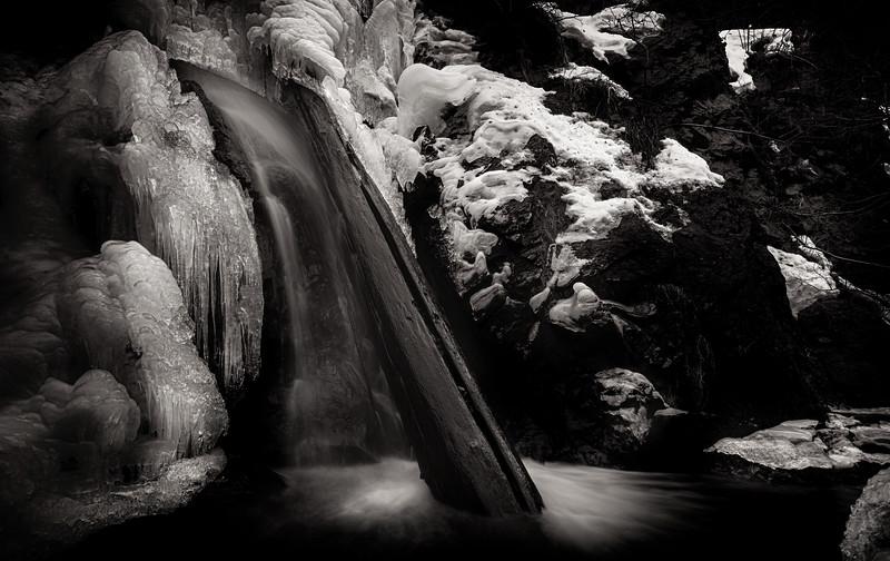 Ice Logged