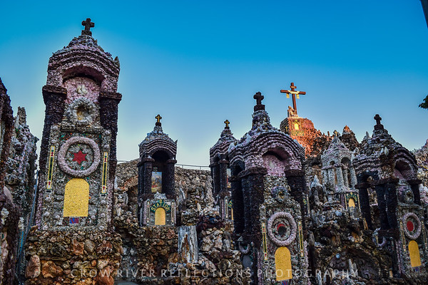 Grotto of the Redemption - West Bend, Iowa