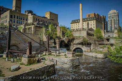 Mill City Ruins - Minneapolis, Minnesota
