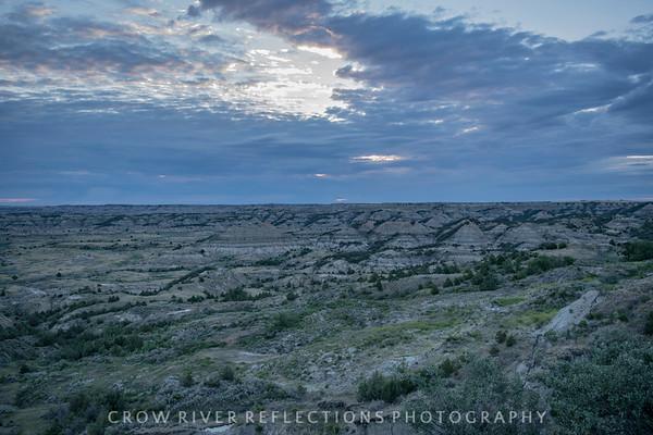 Painted Canyon - Medora, North Dakota