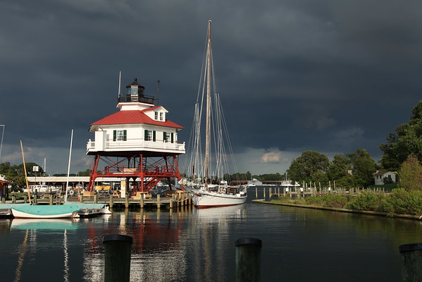 Drum Point Light -- Solomon's Island, MD