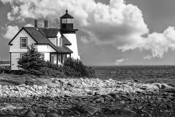 Prospect Harbor Point Light -- Maine
