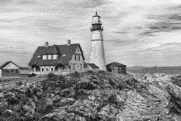Portland Head Light -- Cape Elizabeth, Maine