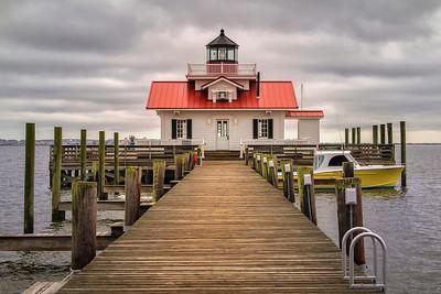 Roanoke Marshes Light - Outer Banks, NC