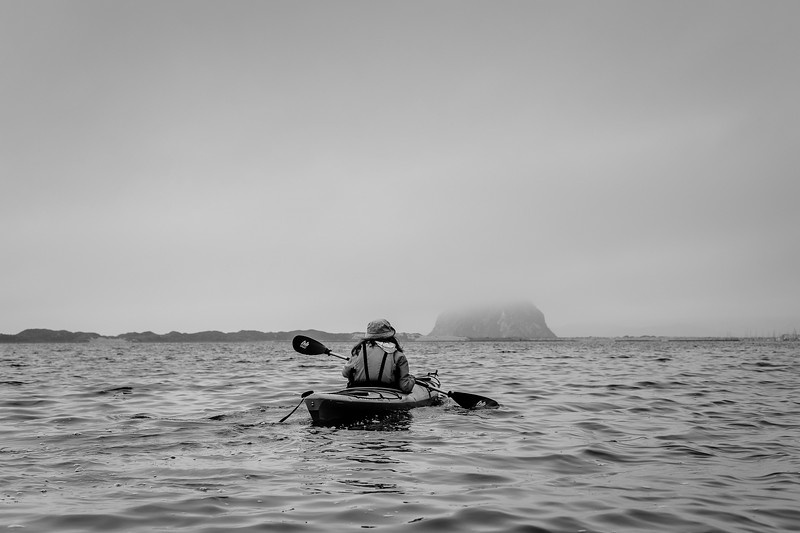 Kayaking Morro Bay