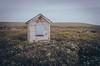 Abandoned shack, San Simeon bluffs