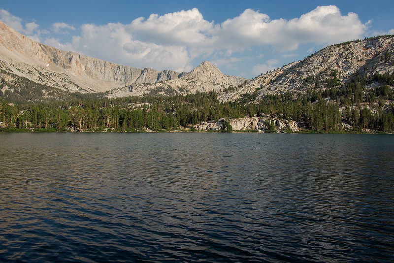 French Lake, John Muir Wilderness, Sierra Nevada Mountains
