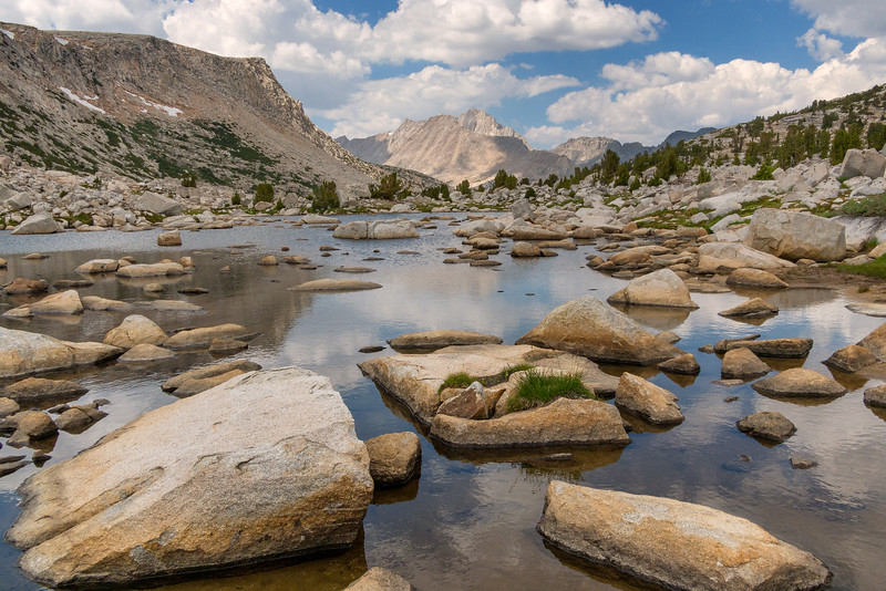 Pine Creek Pass, John Muir Wilderness