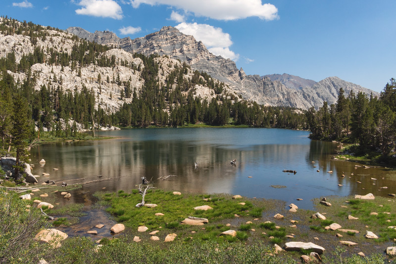 Honeymoon Lake, John Muir Wilderness