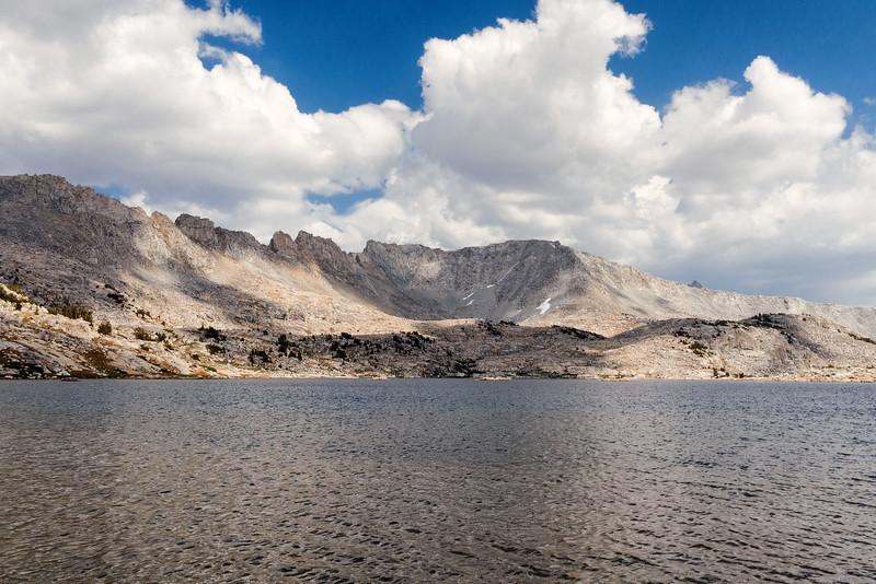 French Lake & the Four Gables, John Muir Wilderness