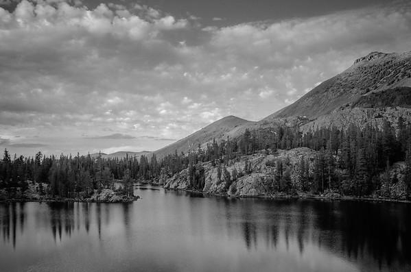 Skelton Lake, John Muir Wilderness