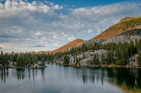 Skelton Lake, John Muir Wilderness.