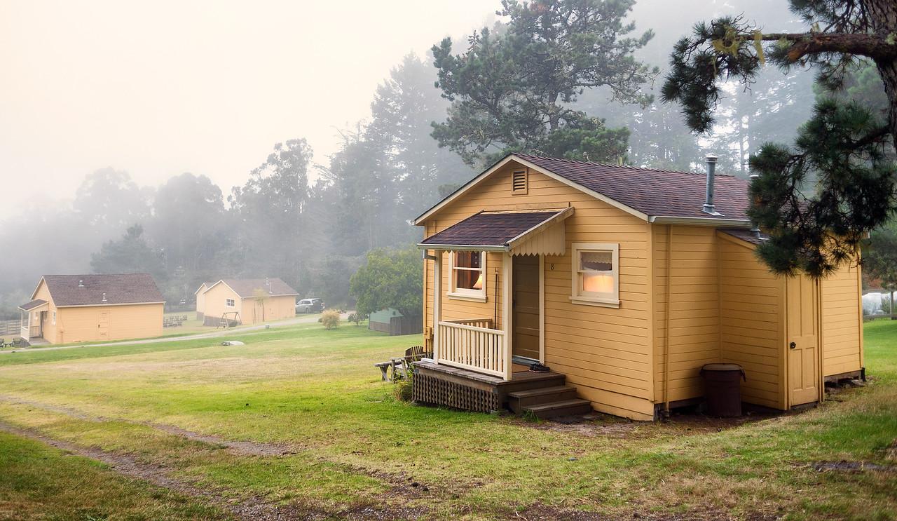 Mar Vista Cottages, Gualala, CA