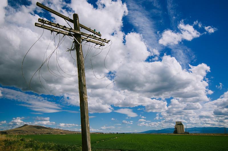 Rural telephone, southern Oregon