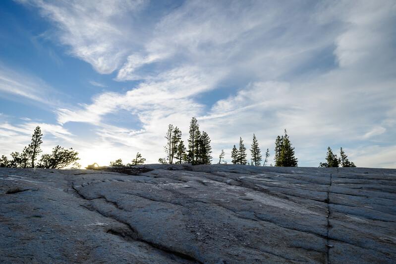 Potluck Dome, Yosemite
