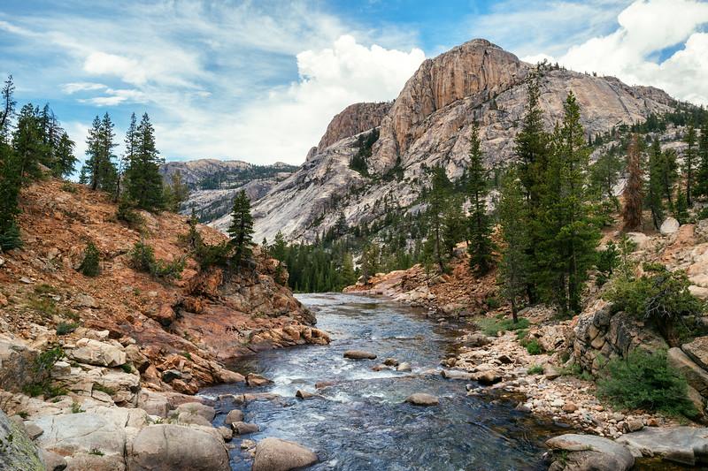 Tuolumne River, Glen Aulin, Yosemite National Park