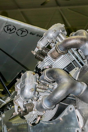 Bristol Bulldog MkIIA engine