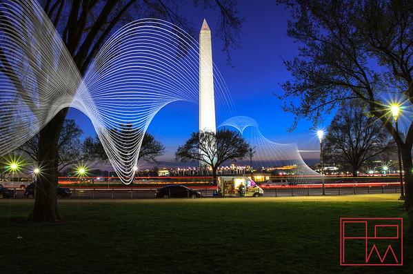 A Starry Night in D.C.