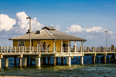 Fishing Shack on the Pier