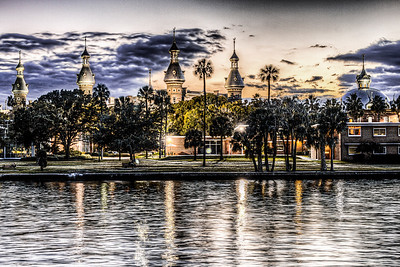 University of Tampa at Sundown