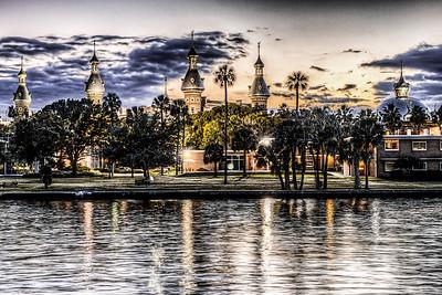 University of Tampa at Sundown
