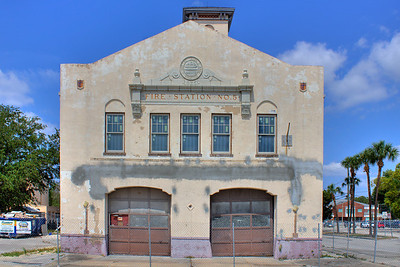 Tampa Fire Station #5  1925 - 1985
