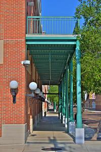 Ybor Square Sidewalk