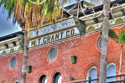 WT Grant Co Ybor City, Florida