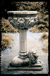 Lion Bath