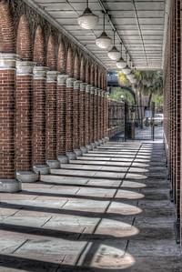 Sidewalk Archway