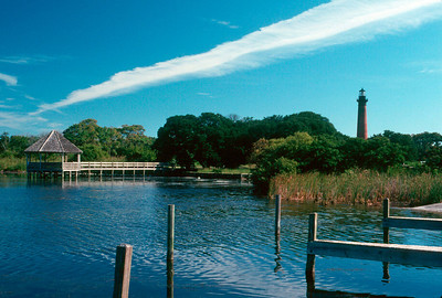 Currituck Lighthouse Inlet