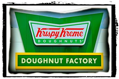 Krispy Kreme Doughnut Factory