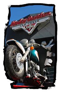 Harley Davidson Las Vegas Cafe