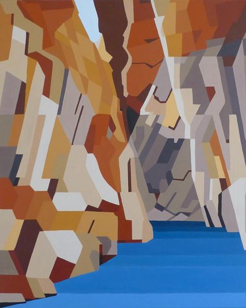 """Rocks"" - Redbank Gorge"