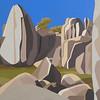 """""""Rocks"""" - Mount Gingera"""